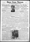 Bee Gee News November 13, 1940