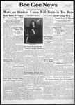Bee Gee News March 19, 1941