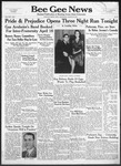 Bee Gee News March 26, 1941