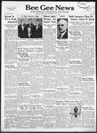 Bee Gee News May 7, 1941