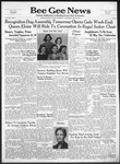 Bee Gee News May 21, 1941