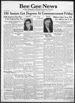 Bee Gee News June 4, 1941