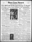 Bee Gee News September 17, 1941