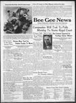 Bee Gee News October 8, 1941