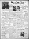 Bee Gee News October 15, 1941