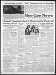 Bee Gee News October 22, 1941
