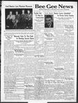 Bee Gee News December 3, 1941
