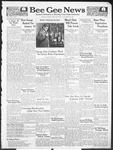 Bee Gee News December 17, 1941