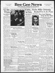 Bee Gee News January 28, 1942