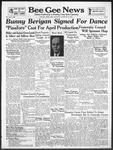 Bee Gee News February 25, 1942
