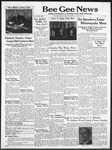 Bee Gee News March 25, 1942
