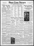 Bee Gee News April 22, 1942