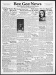 Bee Gee News May 13, 1942