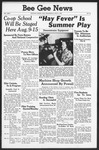 Bee Gee News July 1, 1942