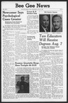 Bee Gee News July 15, 1942