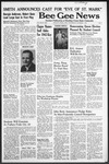 Bee Gee News October 7, 1942