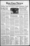 Bee Gee News October 14, 1942