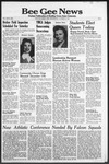 Bee Gee News October 21, 1942