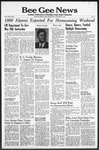Bee Gee News October 28, 1942