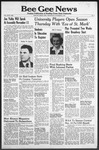 Bee Gee News November 4, 1942