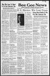Bee Gee News November 18, 1942
