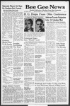 Bee Gee News December 9, 1942