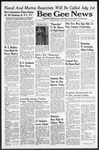 Bee Gee News March 3, 1943