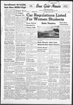 Bee Gee News September 28, 1949