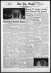 Bee Gee News November 17, 1950