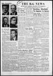 The B-G News September 21, 1951