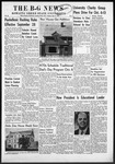 The B-G News September 25, 1951