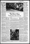 The B-G News October 9, 1951