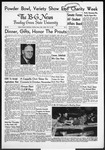 The B-G News October 12, 1951
