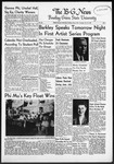 The B-G News October 16, 1951