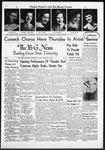 The B-G News October 23, 1951