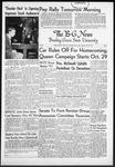 The B-G News October 26, 1951