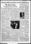 The B-G News November 2, 1951