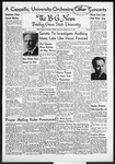 The B-G News November 16, 1951