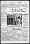 The B-G News December 18, 1951