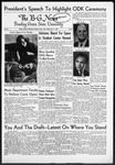 The B-G News January 11, 1952