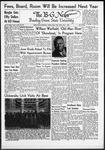 The B-G News February 1, 1952