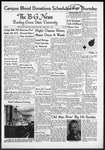The B-G News February 5, 1952