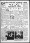 The B-G News February 8, 1952