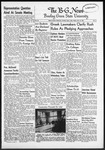 The B-G News February 15, 1952