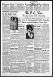 The B-G News February 19, 1952