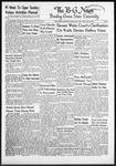 The B-G News February 22, 1952