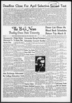 The B-G News March 7, 1952