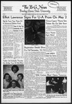 The B-G News March 25, 1952