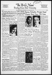 The B-G News April 22, 1952