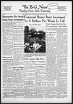 The B-G News April 25, 1952